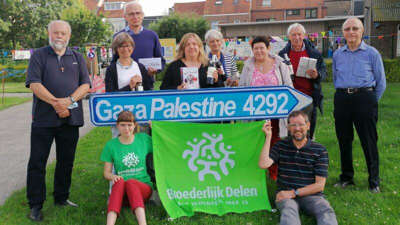 Winnaars Gaza Challenge wedstrijd in de prijzen