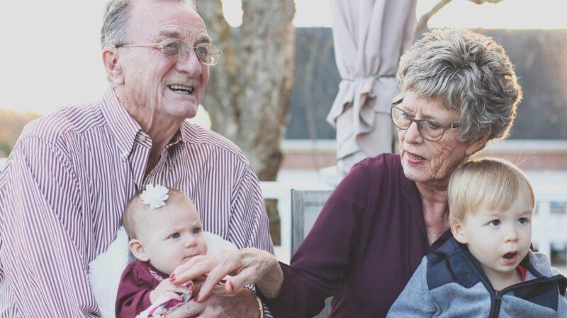 Werelddag grootouders & senioren 2021